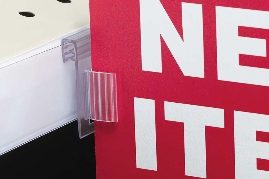 Data Strip® Sign Holders