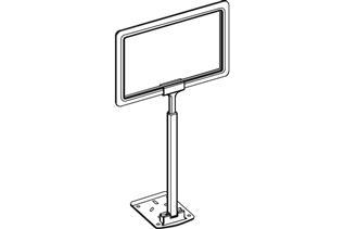 Plastic Sign Frame System