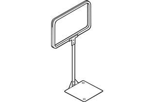 Metal Sign Frames
