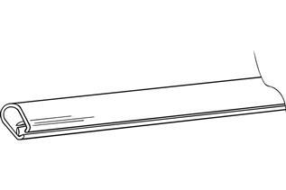 SuperGrip® Display Tube