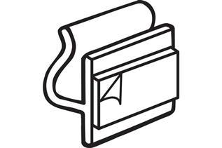 SWA Slatwall Adapter