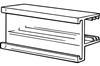 SuperGrip® Wood Shelf Display-Trak