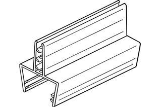 SuperGrip® Square Edge Sign Holder
