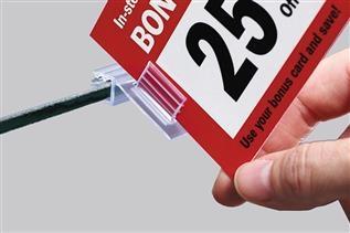 128 SuperGrip® Flag Sign Holder
