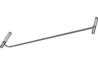 Monofilament Cord with Barbs