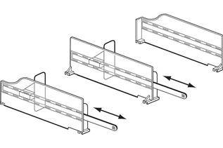 Product Puller System  Shelf Overlay