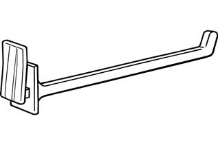 Display Hook for Corrugated