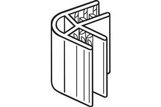 60 SuperGrip® 2-Way Panel Former (60 Degree)