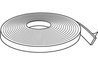 Double-Sided Foam Tape, Permanent