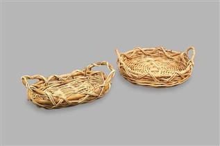 Assorted Rattan Baskets