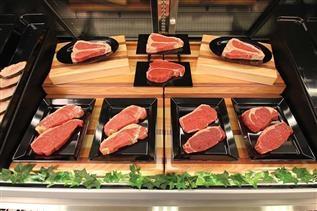Melamine Butcher Block Risers