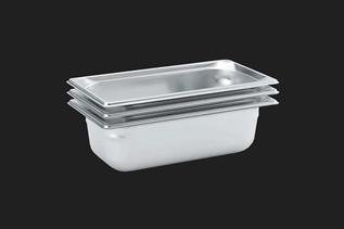 Super Pan3® Stainless Steel Steam Pans - Vollrath®