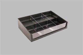 Fresh-Fit® Shelf Organizer with Step