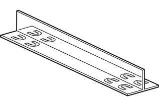 Slim-Line Divider with Integrated Fasteners