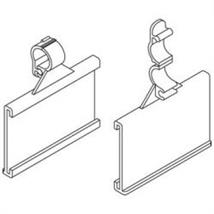 Molded Wrap Lok™ Label Holders