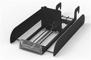 Next™ Freezer Trays (Bar and Shelf Mount)