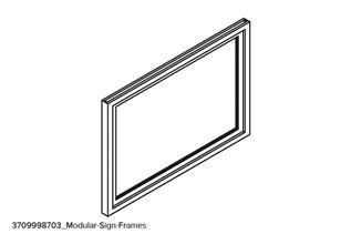 Modular Sign Components