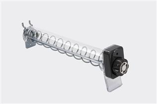 Lockout Spiral Anti-Sweep Hook™