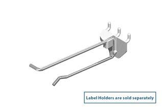 Fastback® Scan Hooks (Plastic Back)