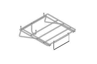 Circular Saw Shelf