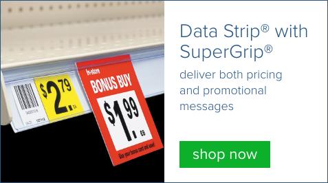 datastrip with supergrip
