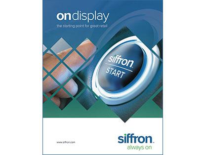 siffron corporate brochure