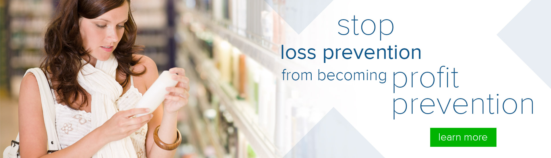 Stop Loss Prevention from Being Profit Prevention