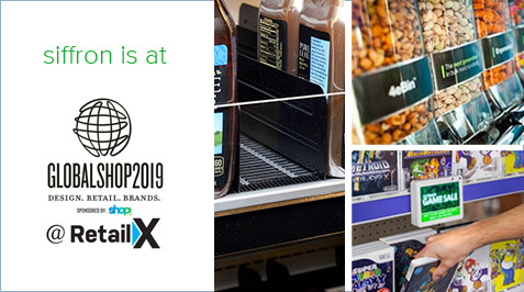 siffron is at GlobalShop 2019