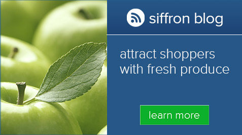 Attract Shoppers with fresh produce
