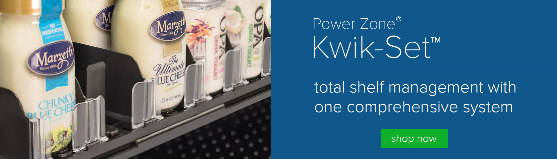 Power Zone Kwik-Set