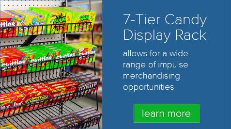 7-Tier Candy Rack