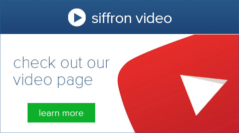 siffron YouTube Video Page
