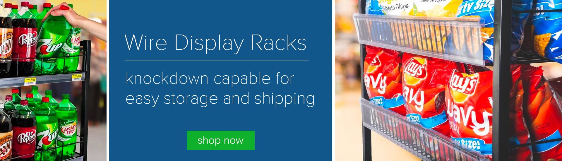 Wire Display Racks
