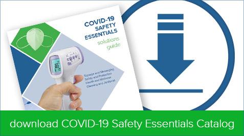 COVID-19 Safety Essentials Catalog