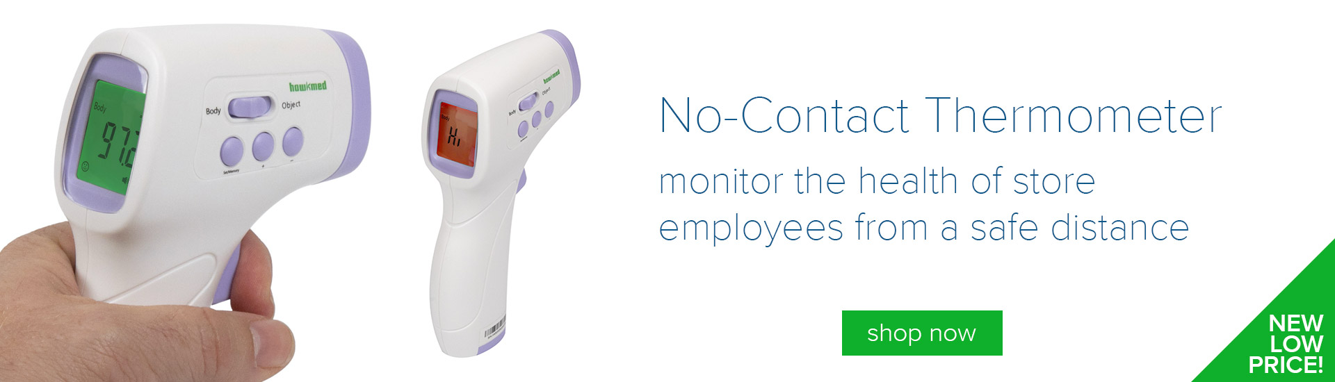 No-Contact Thermometers