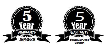 led warranty
