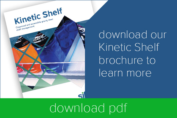 download our Kinetic Shelf brochure